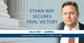 Ethan Way Secures Trial Victory – Tallahassee, Florida