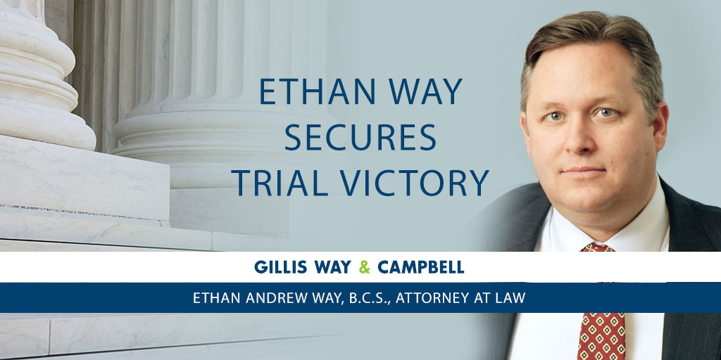 Tallahassee Trial Lawyer Ethan Way
